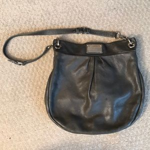 Marc by Marc Jacobs Classic Q Hillier Hobo - Steel